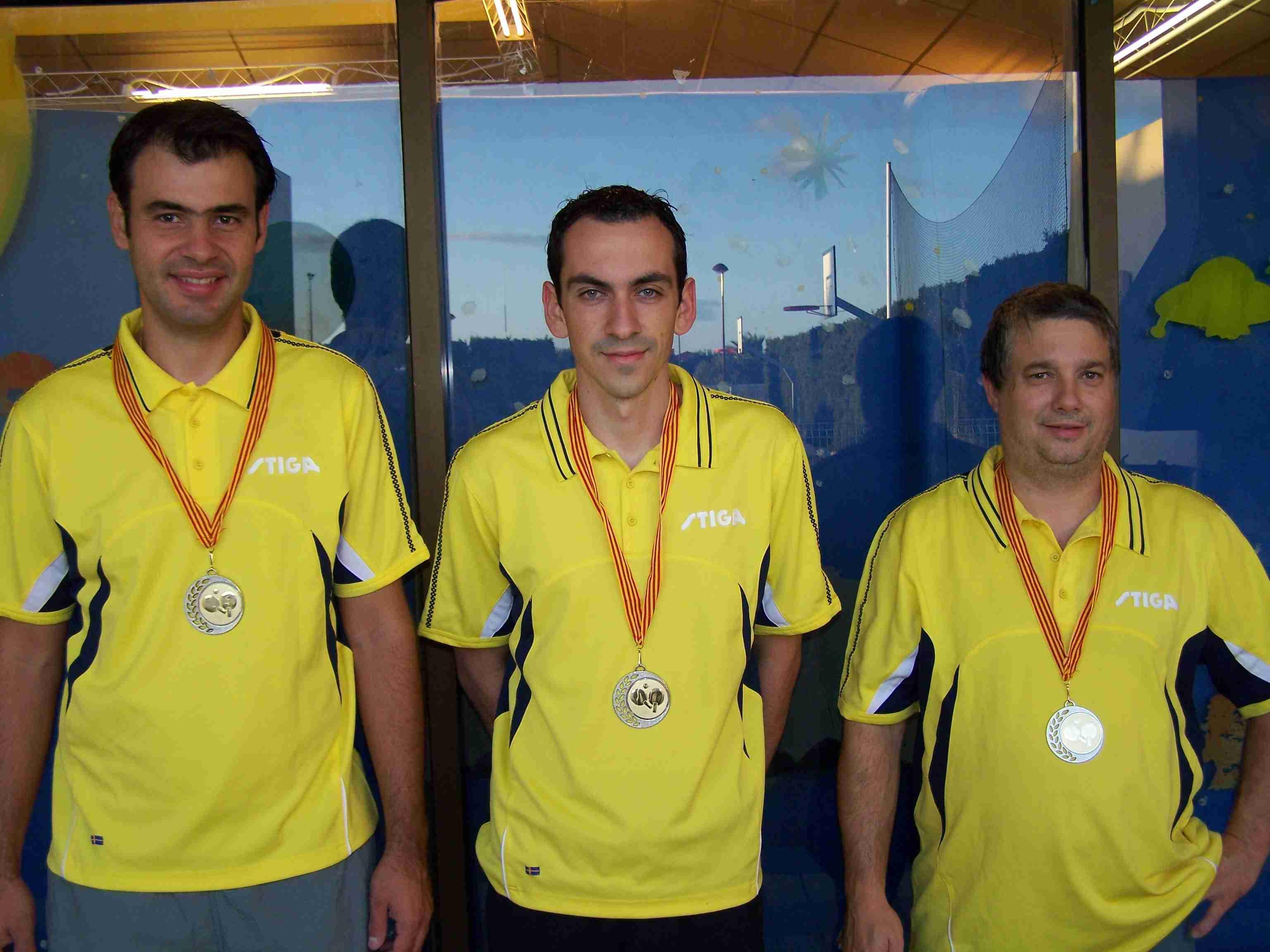 Les médaillés de l'US Torreilles