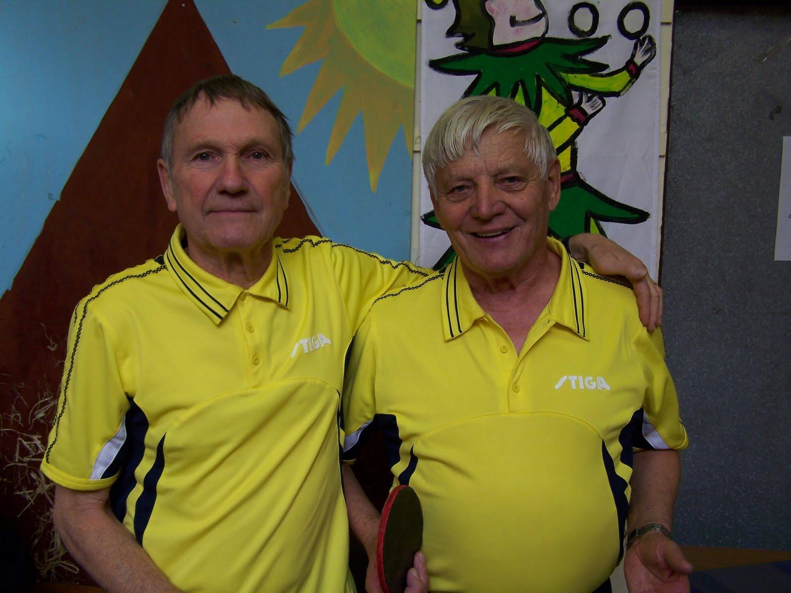 Francis et Michel le 28/11/2010