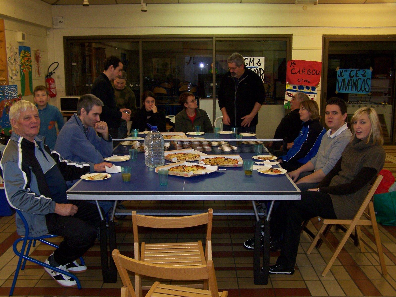Galette de l'US Torreilles TT le 08/01/2010