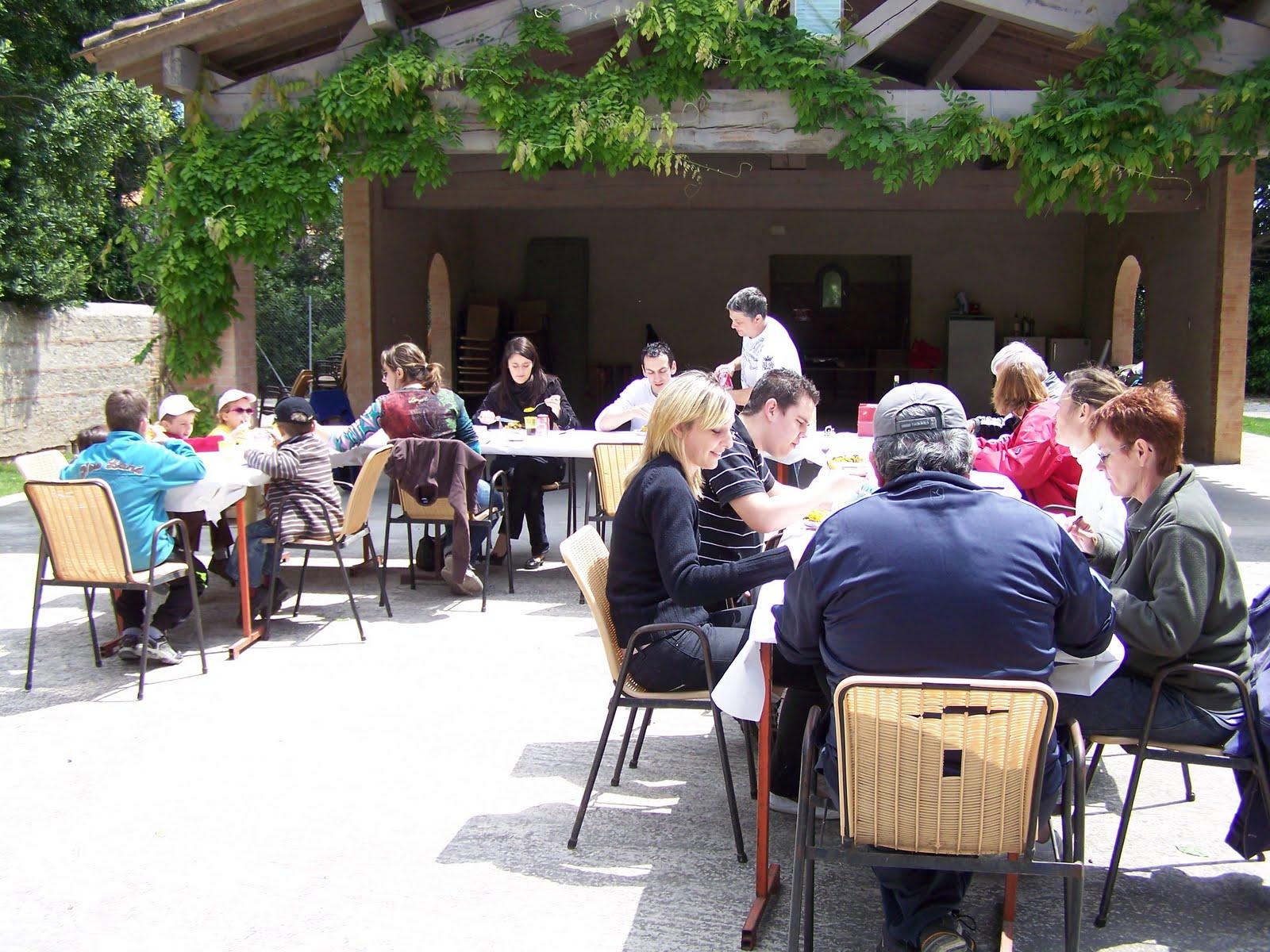 Paella de l'US Torreilles TT le 16/05/2010