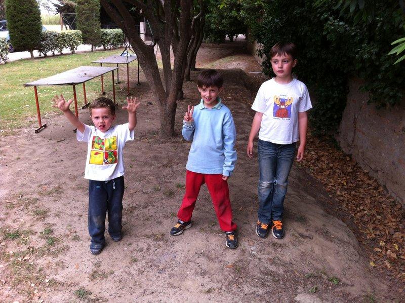 Enfants Gorce